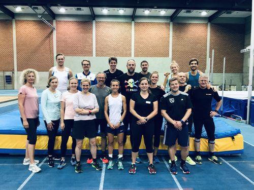 19 neue C-Trainer für den Breitensport