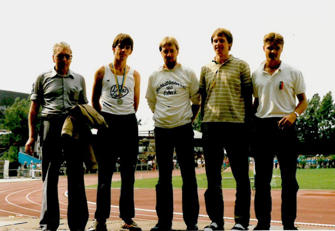 1986 - DM Jugend in Krefeld