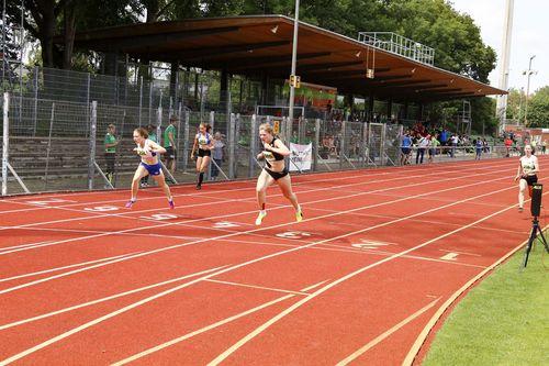 Talea Prepens mit 11,58 Sekunden über die 100 m in Top-Form
