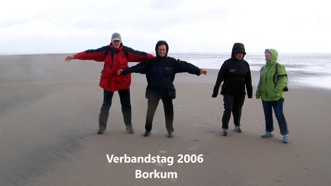 2006: NLV-Verbandstag auf Borkum