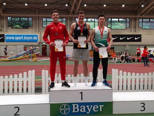 Marcel Meyer mit Niedersächsischem Rekord souverän zum Titel