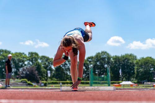 Hitzeschlacht und Landesrekord bei den Einzel-Landesmeisterschaften