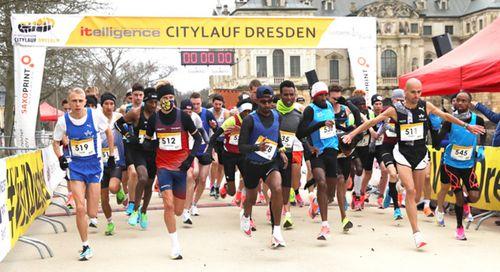 Niedersachsens Läufer testen unter strengen Hygienevorschriften