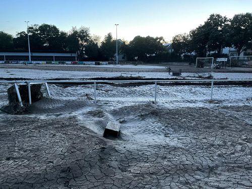 Hochwasserkatastrophe im Ahrtal - Spende durch die Teilnahme am Duderstädter Sparkassenlauf