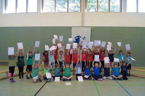 Kinderleichtathletik-Aktionstag in Scharnebeck