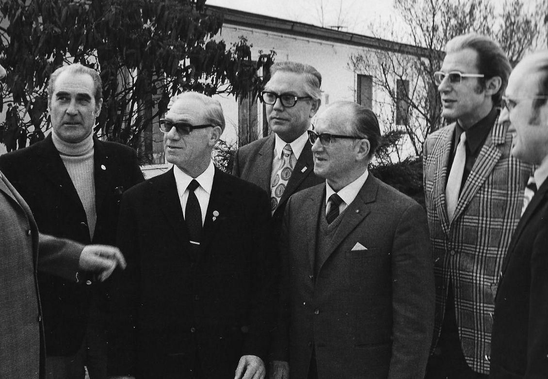1972: Hannoversche Kampfrichter bei den Olympischen Spielen