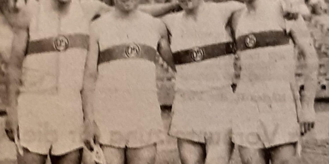 1957: Landesmeisterschaften Staffel