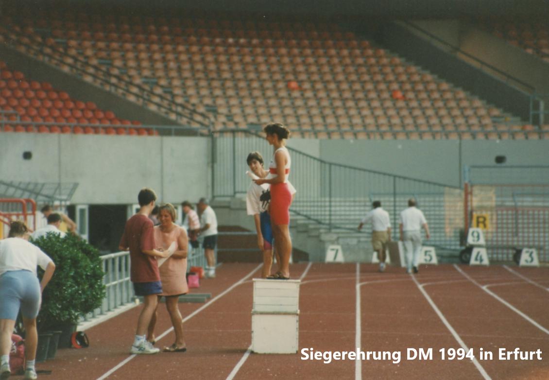 1994: Deutsche Meisterschaft