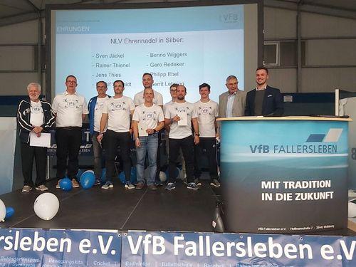 Leichtathletiksparte des VfB Fallersleben wird 100 Jahre alt