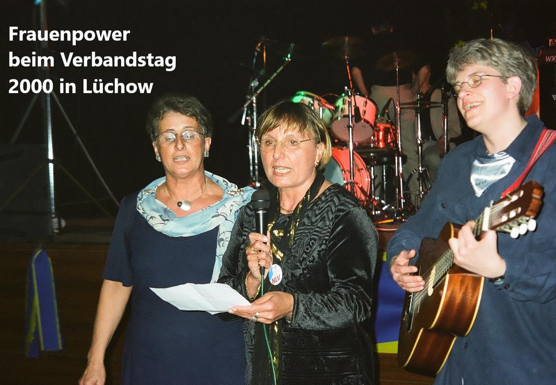2000: NLV-Verbandstag in Lüchow