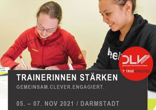 Ausschreibung für Seminar der DLV Jugend: Trainerinnen stärken