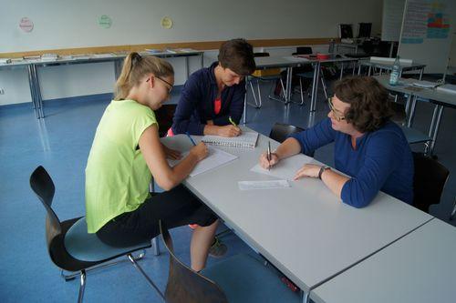 Assessment-Center-Training in den Herbstferien