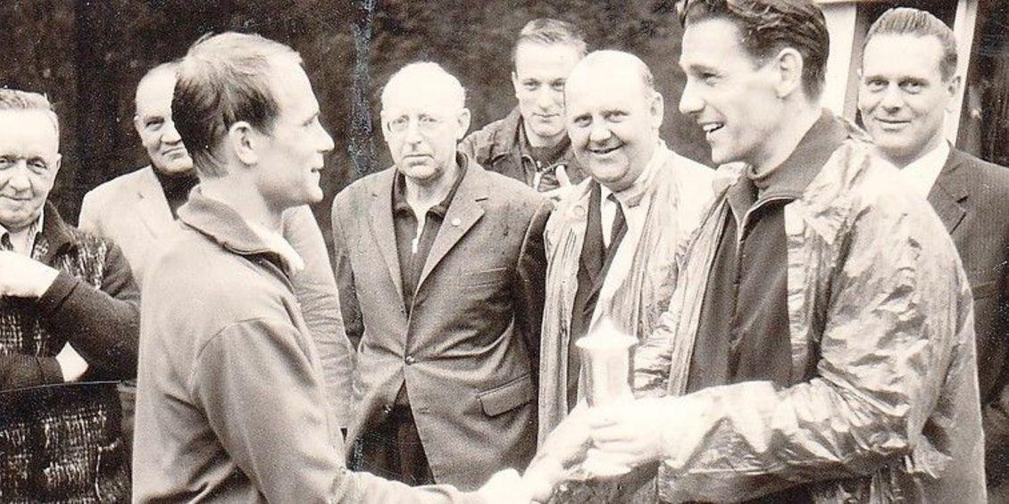 1967: Wettkampfwart Ingo Störmer, Fotoquelle: Werner Ostermeyer