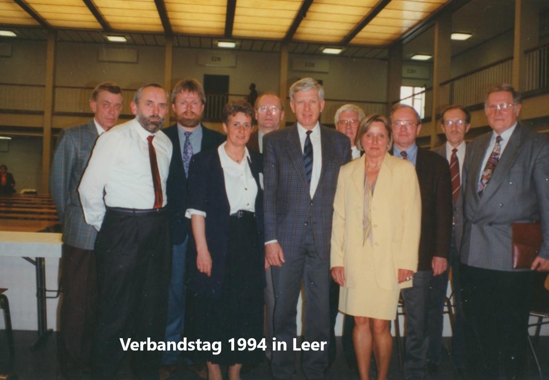 1994: NLV-Verbandstag
