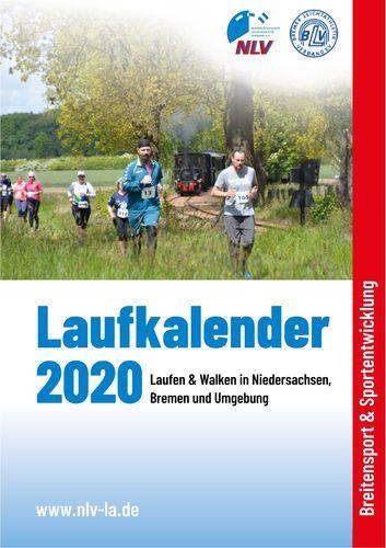 Laufkalender 2020 - jetzt vorbestellen!