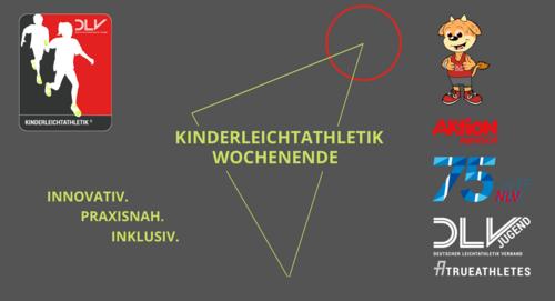 Kinderleichtathletik-Wochenende – Innovativ. Praxisnah. Inklusiv.