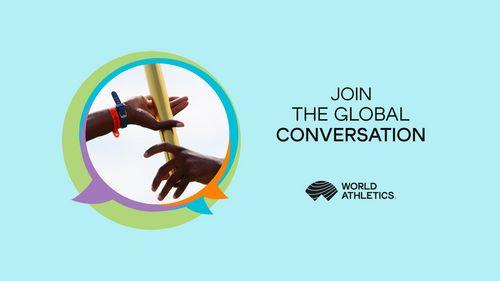 """Die Zukunft der Leichtathletik: World Athletics startet """"Global Conversation"""""""