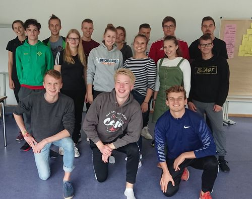 Erste NLV-Trainer-Ausbildung für FWDler