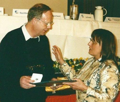 Alfred Wilkening feiert 80. Geburtstag