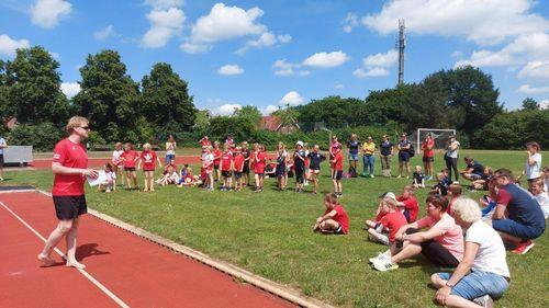KiLa-Cup Nordwest - es zählt der Mannschaftsgedanke