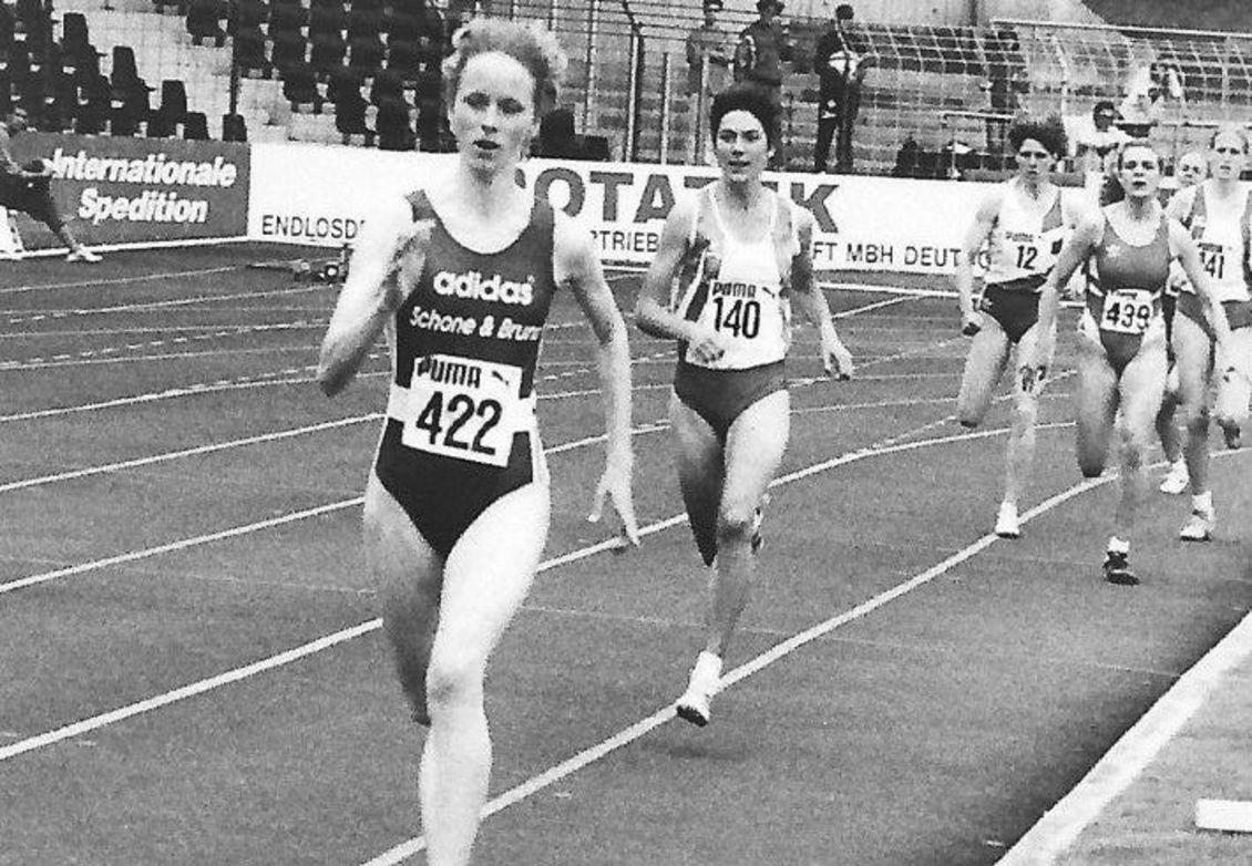 1995 - Anne Bruns - Deutsche Meisterin