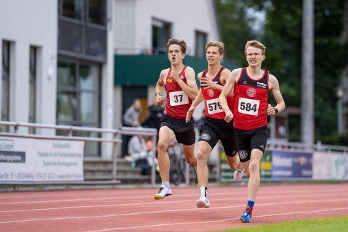 Erfolgreicher Kraftakt: Meller Läufermeeting 2020