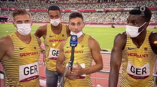 Fünf Niedersachsen erleben olympisches Flair hautnah