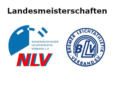 Weitere Saisonplanung für die Landesmeisterschaften des NLV/BLV
